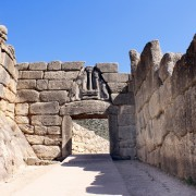 Lion Gate, Archaeological Site of Mycenae