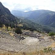 The Ancient Theatre Delphi