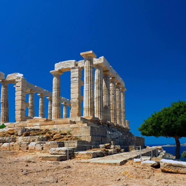 Sounio Tour - Cape Sounion - The Poseidon Temple
