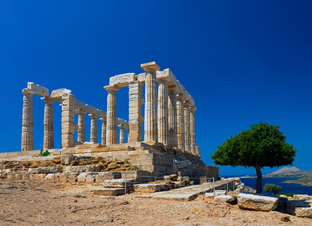 Half Day Sounio Tour from Piraeus Port  Travel Trans Athens