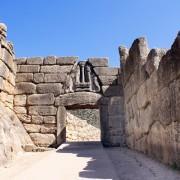 Lion Gate, Archaeological Site of Mycenae