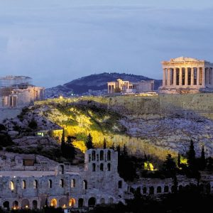Tours departing from Athens