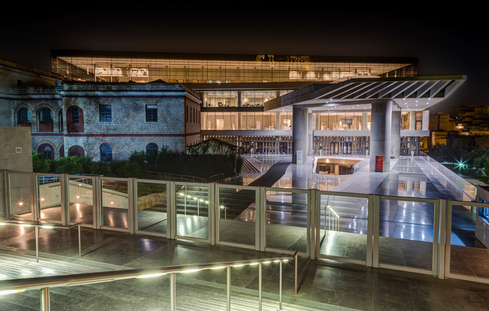 Athens Tours - The Acropolis Museum