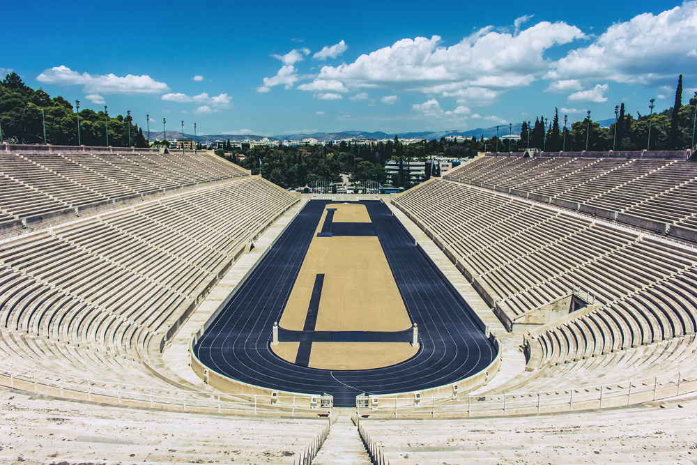 Panathenaic stadium Athens