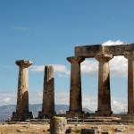 Corith Tour - Temple of Apollo