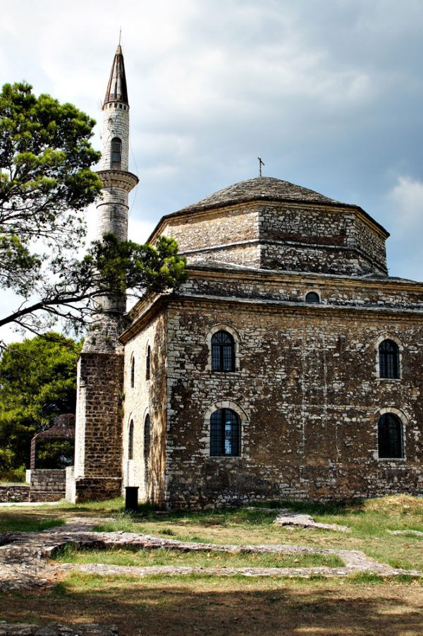 Epirus Tour - Ali Pasha's Mosque
