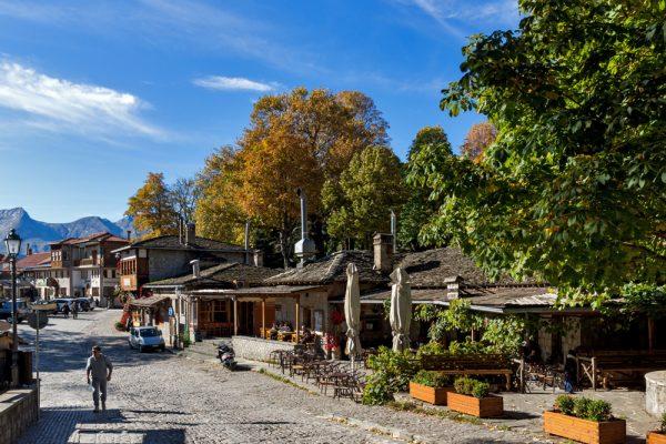 Epirus Tour - Metsovo