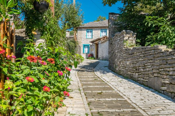 Epirus Tour - Monodendri