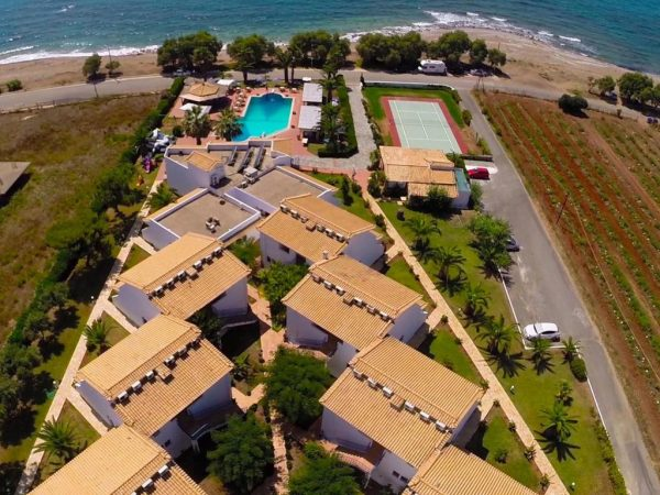Oasis Hotel Kalo Nero Messinia 10