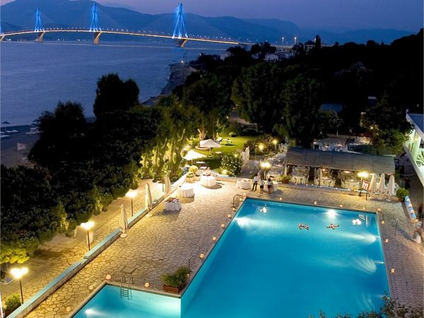 Διακοπές στην Πάτρα - Porto Rio Resort 4* | Travel Trans Athens 02