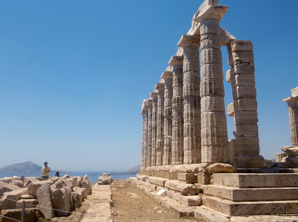 Sounio Tour - Temple of Poseidon